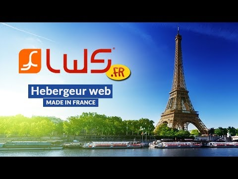 LWS, hébergeur web made in France